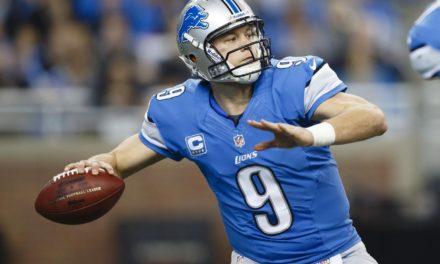 Matt Stafford Ranks Highest Paid Quarterback in the NFL