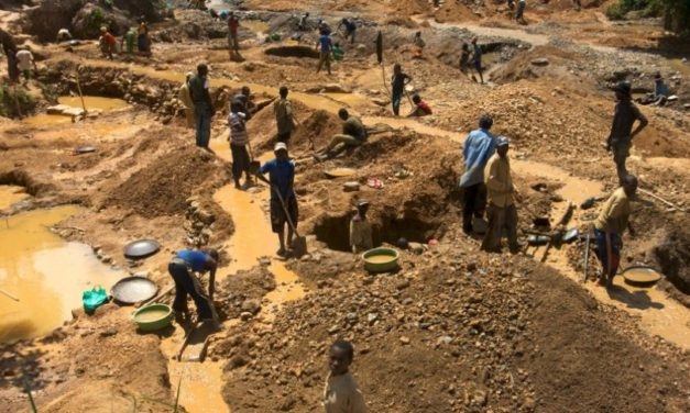 Joint military, police task force to stop illegal mining in Ghana