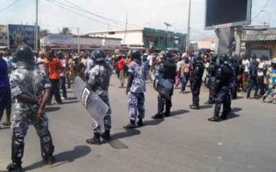 Togo cut off Mobile internet, fearing its utility during opposition protests