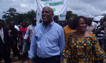 Introducing the Brumskine Strategy for Economic Prosperity in Liberia