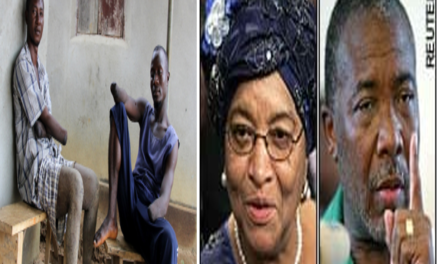 Sierra Leone's War Victims: Letters Proved Sirleaf Funded Mayhem