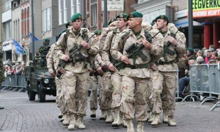 Netherlands prolongs military Operations against Islamic State