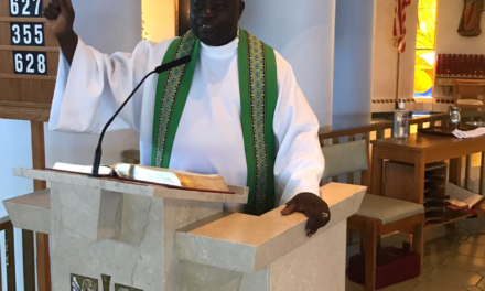Reflections of a Mission-focused African Catholic Priest, Fr. Peter Konteh