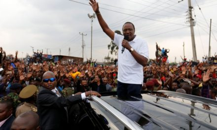 Kenyan judges and Lawyers Blast Kenyatta 'veiled threats' Tactics