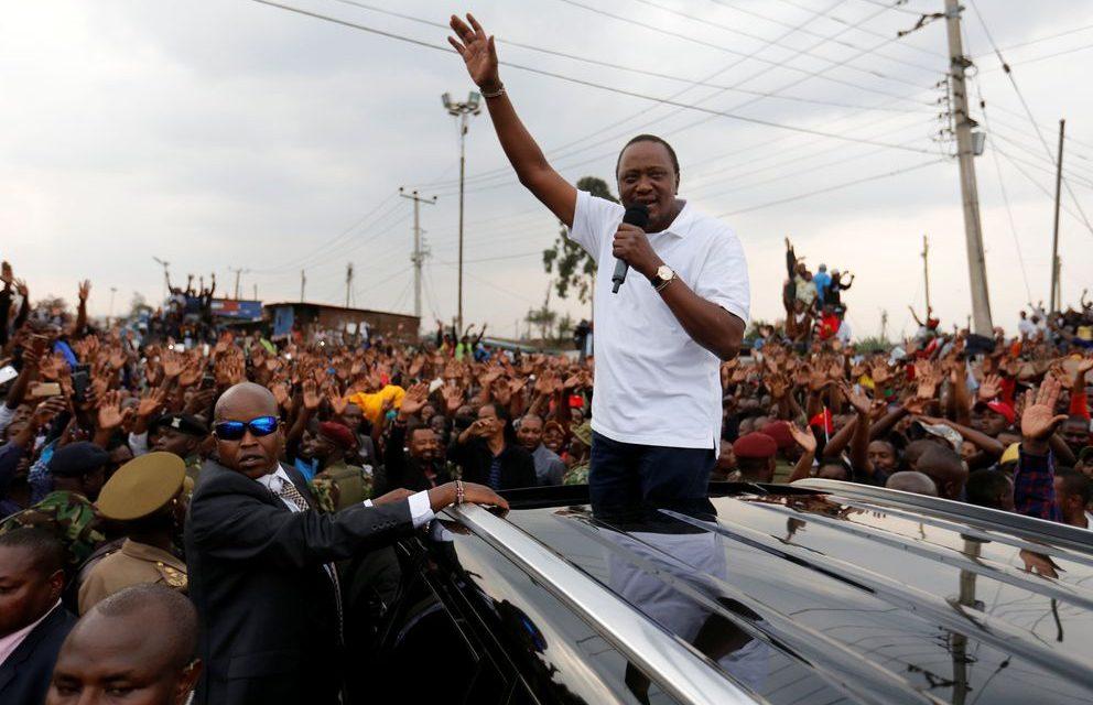 Kenyan judges and Lawyers Blast Kenyatta 'veiled threats' Tactics
