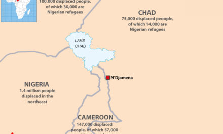 Aid Group: Starvation Still looms in Lake Chad region