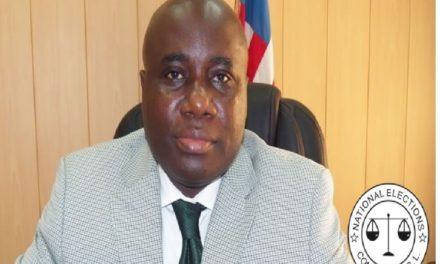 CCI wants Liberia's electoral body chief to resign