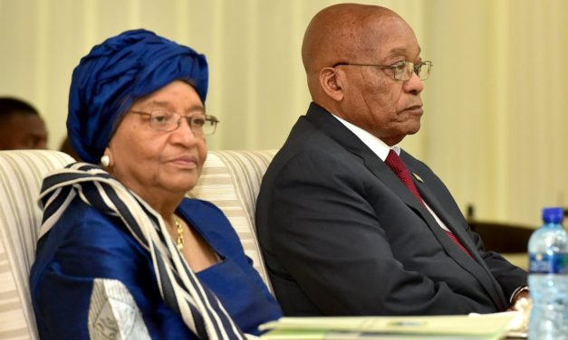 Are Presidents Zuma and Sirleaf the Symbols of Failed African Leadership?