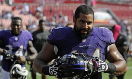 Meet John Urschel, the NFL star who retired to complete a MIT's PhD