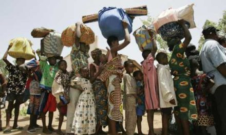 More than five thousand Togolese refugees flee to Ghana