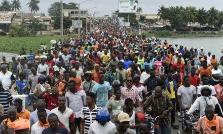 One dead, 25 protesters injured as rival protests astound Togo