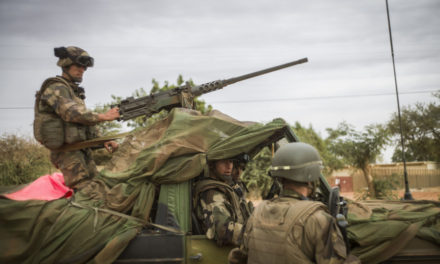 French Military Takes on Islamist militants in Mali