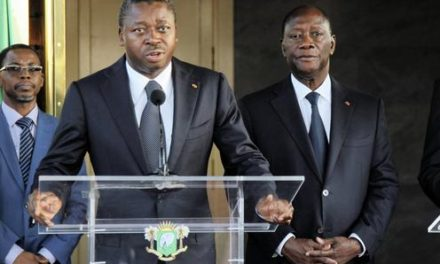 West African leaders break long silence on Togo's violence
