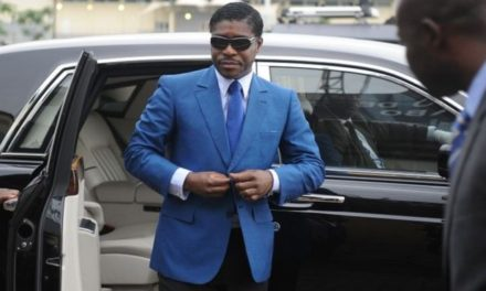 African vice president on trial in Paris