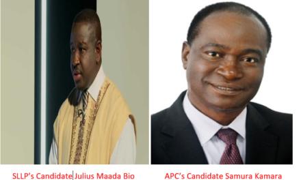 Sierra Leone: Ruling APC and main opposition SLPP named presidential picks