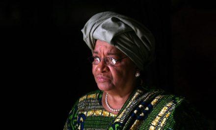 The Tearing Down of Ellen Johnson Sirleaf