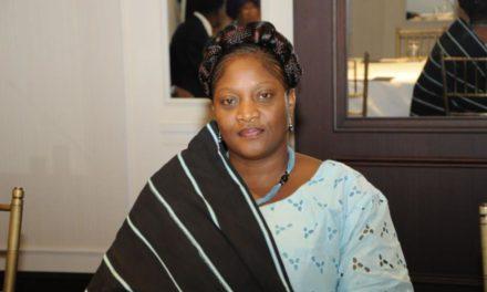 Meet Liberia's Vice Presidential Candidate – Senator Jewel Howard-Taylor
