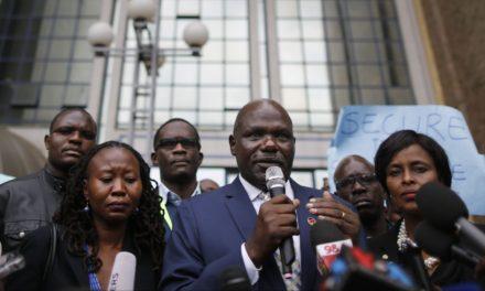 WALKING AWAY: INSIDE KENYA'S ELECTORAL COMMISSION