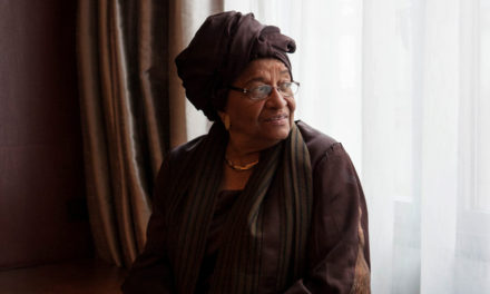 President Johnson Sirleaf rejects accusations of election interference