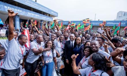 TEF Ends 2017 Largest Gathering of African Entrepreneurship