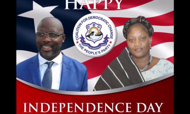 Ex- Soccer Star continues to lead in Liberia's presidential election