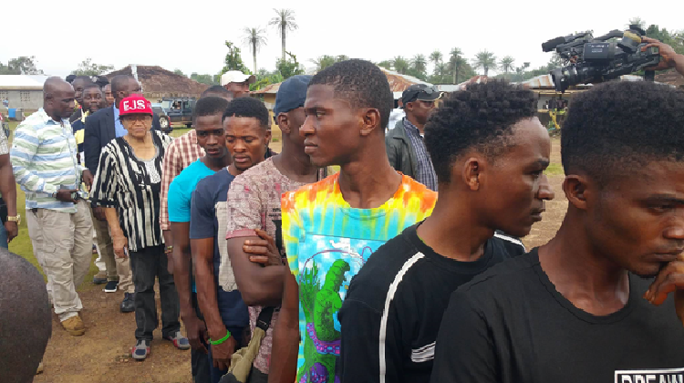 Despite initial glitches, Liberia's Election allegedly Went smoothly