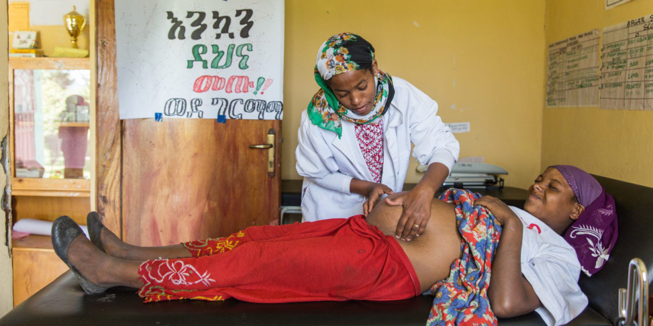 Ethiopia built an army to tackle maternal mortality. This is how they did it.