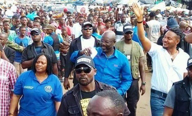 George Manneh Weah: Marking the beginning of majority rule in Liberia