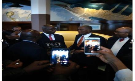 Liberian born Security Specialist Receives Prestigious MLK's Award