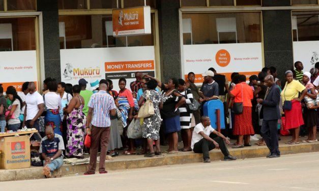 Bitcoin Ramps Up As Crisis Extends in Zimbabwe