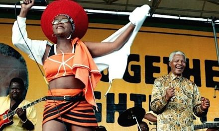 South Africa's Music; R.I.P Brenda Fassie and Nelson Mandela