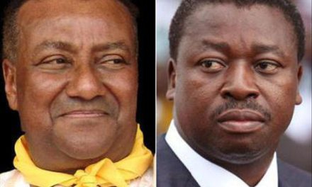 Veteran opposition leader urged Togo's president not to seek re-election
