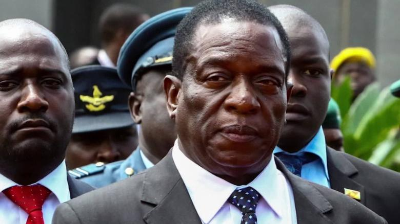 Zimbabwe Ousted Vice President to become Interim President