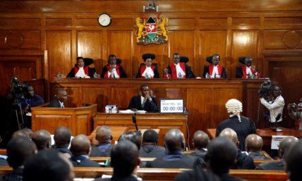 Kenya: Uhuru Kenyatta's inauguration (Nov. 28)