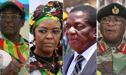 Zimbabwe's military coup: A Mugabe's phony project