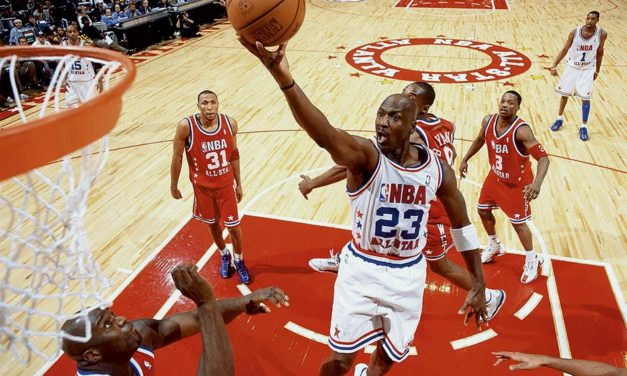 Why is Michael Jordan Considered the Greatest Basketball Player of All Time?