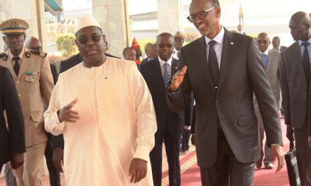 African leaders itch support for a new security policy