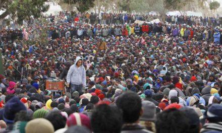 UNHCR evacuates refugees from Libya