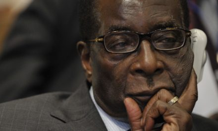 """Behind the Lenses: Mugabe, The """"Axed"""" Ex-President of Zimbabwe"""