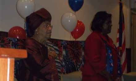 What did Ambassador Greenfield say about Liberian leaders?