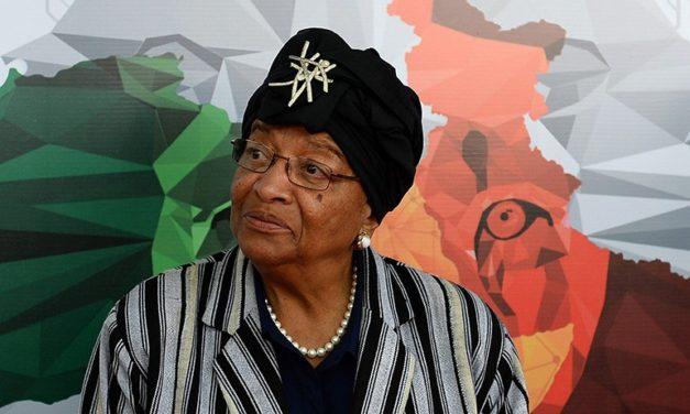Ellen Johnson Sirleaf: Queen of the West; Evil in Liberia