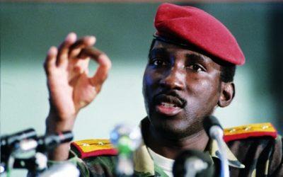 Diaspora Africans Want Accountability for Sankara's Murder; Liberians implicated.