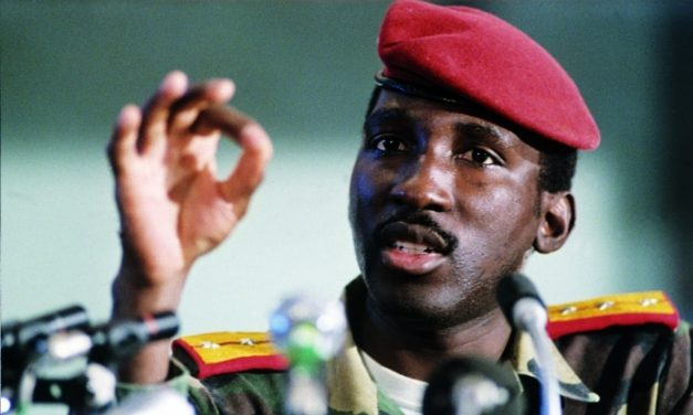 Diaspora Africans Want Accountability for Sankara's Murder; Liberians implicated.