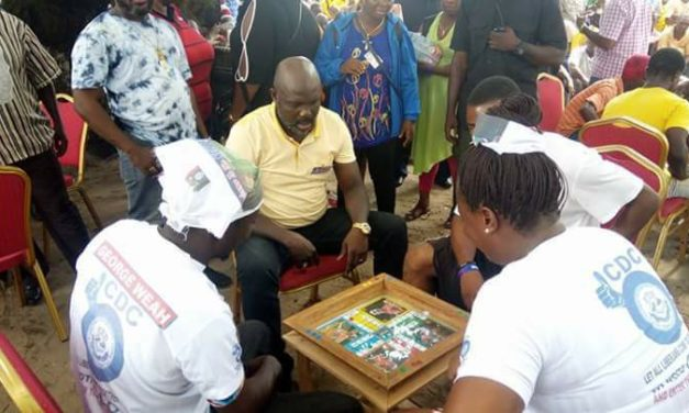 Change or Chance-the Ludo-Playing of Weah- the Best from Him