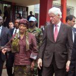 Clinton arranges Little Rock event with embattled Liberian leader