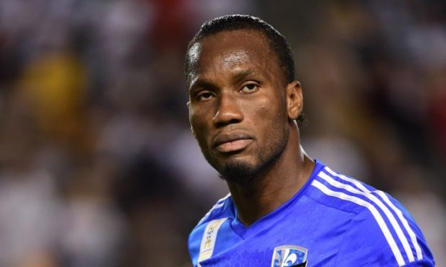 Tribute to Ivorian Soccer Star Didier Drogba ♛ Chelsea King ●