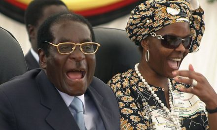 Have Mugabe's own words come back to haunt him?