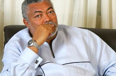 Jerry John Rawlings:The Father of Modern and Democratic Ghana