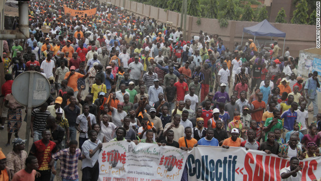 Authorities in Togo say they are opened to talks with opposition
