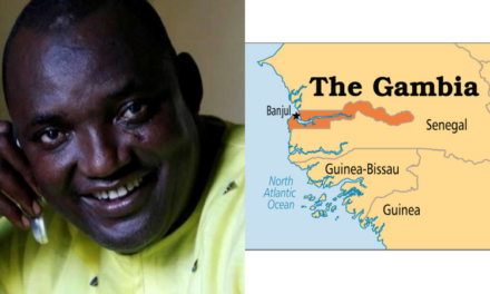 Gambian president Adama Barrow visits China next week